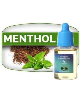 E-væske Mentol tobak