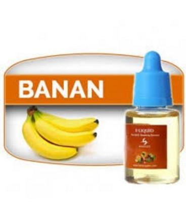 E-væske banan  - fra Hangsen  -  køb din e-juice her!