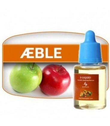 E-væske Æble, e-juice til din e-cigaret fra Hangsen