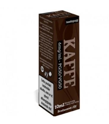 E-væske med smag af Kaffe, både med og uden nikotin, til din E-cigaret - fås fra Hangsen.