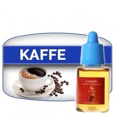 E-væske med smagen af Kaffe, fås både med og uden nikotin, til at dampe på din E-cigaret - fra Hangsen
