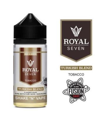 Halo -Bland selv E-væske Turkish Blend Tobacco til din E-cigaret, køb online her!