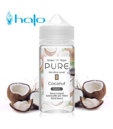 Halo Coconut med kokos smag - Shake and Vape bland selv E-væske til din egen E-cigaret!