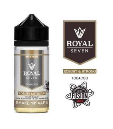 Halo Robust & Strong Shake and Vape - bland selv E-væske til din E-cigaret, køb meget billig online her!