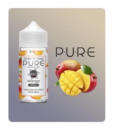 Halo Mango Shake and Vape - Bland selv E-væske til din E-cigaret, køb den billig her online nu!