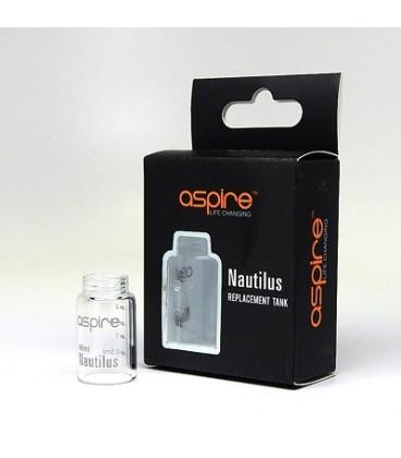 Glas til Aspire Nautilus Mini BVC Kit 2 ml.