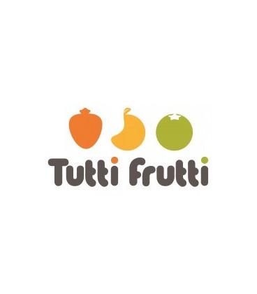E-væske med samgen af Tutti Frutti, køb nu her, til at dampe fra en E-cigaret!